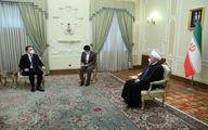 دیدار وزیر خارجه صربستان با روحانی چه گذشت؟