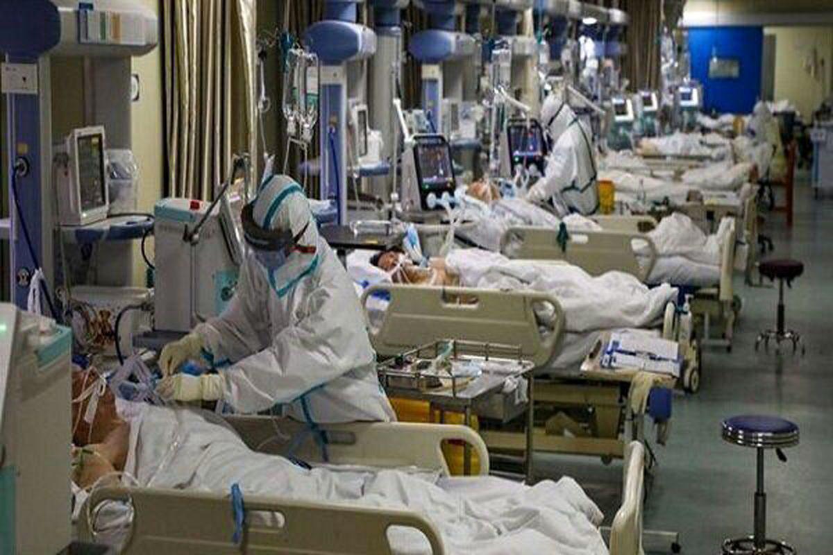 فوتیهای ناشی از کرونا در تهران ۳ برابر شد