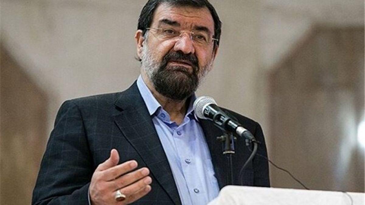 محسن رضایی از وقوع آتشسوزی در نطنز خبر داد