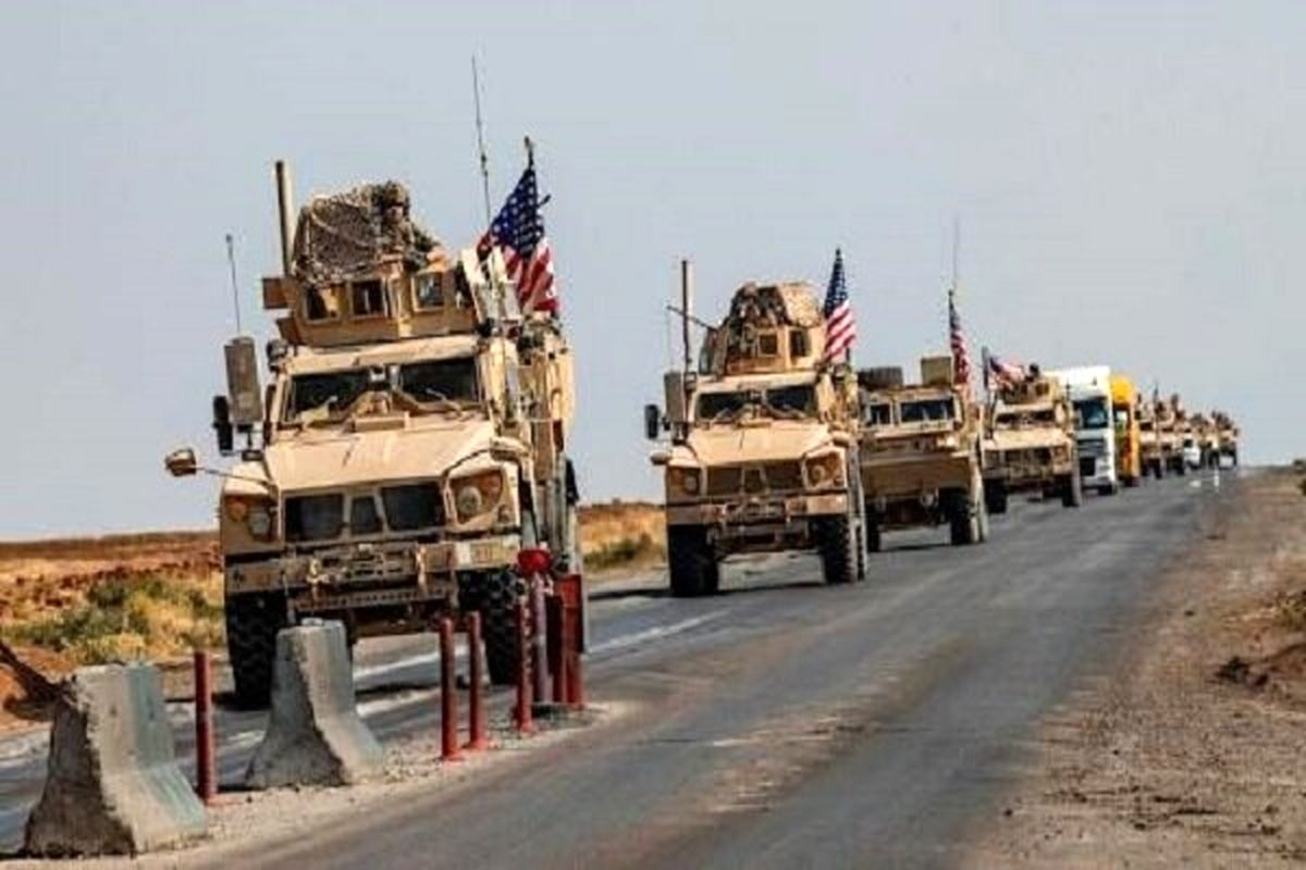 جدیدترین تحرک نظامیان آمریکایی در سوریه