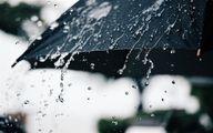 ورود سامانه بارشی جدید از امروز +نقشه