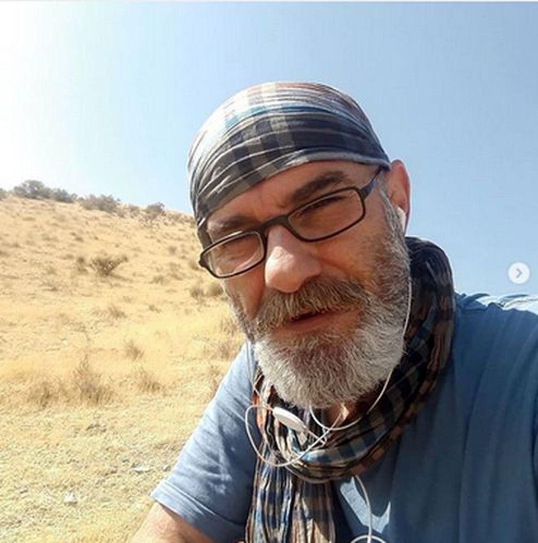 تفریح لاکچری علی عمرانی در دوران بازنشستگی +عکس