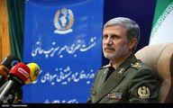 وزیر دفاع: همچنان درحال افزایش توان موشکی ایران هستیم