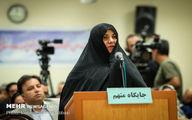 دختر وزیر سابق به ۲۰ سال حبس محکوم شد