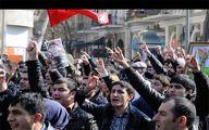 اعتراض خیابانی مردم باکو +تصاویر