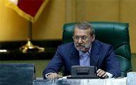 توضیحات لاریجانی درباره لایحه بودجه ۹۷