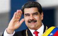 تشکر ویژه مادورو از ایرانیها