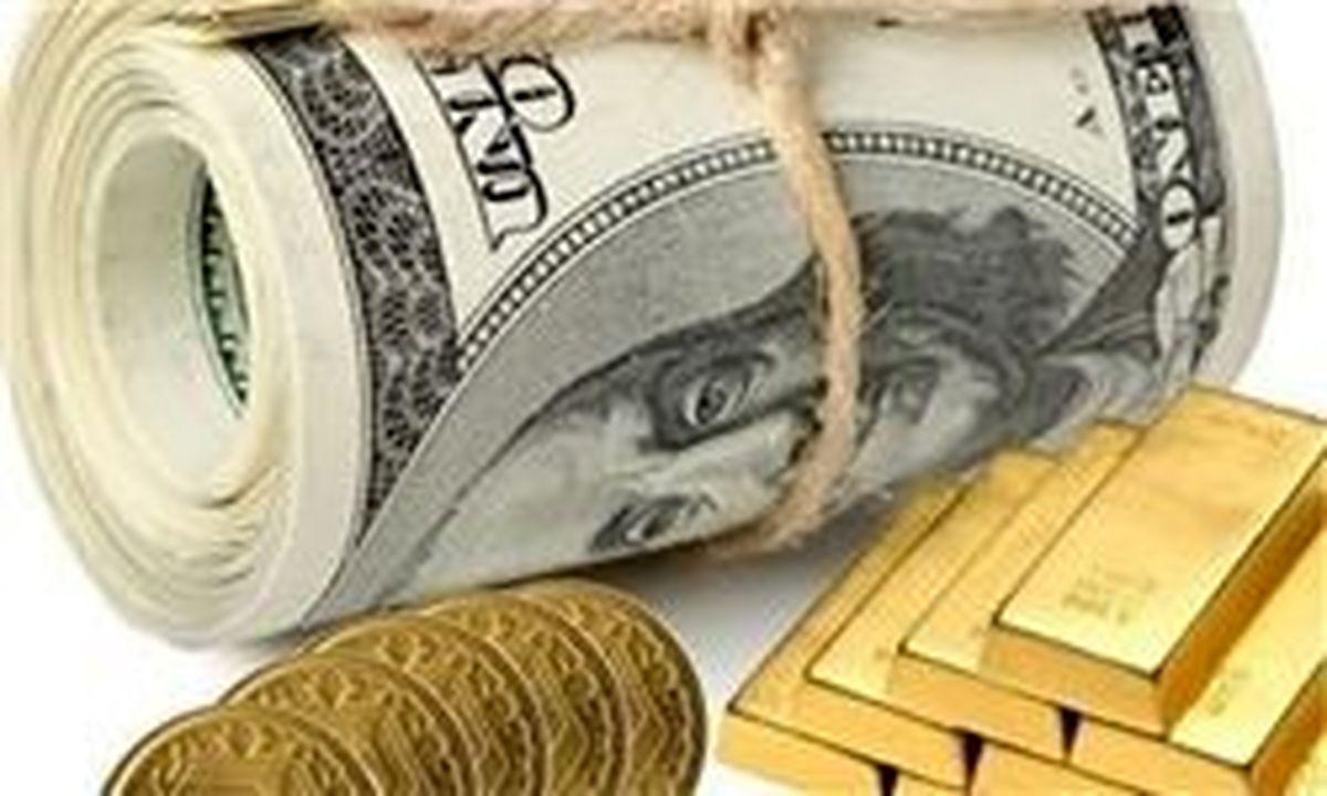 سکه و ارز در سال گذشته چقدر گران شد؟ +جدول