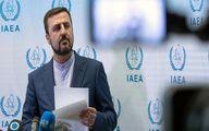هشدار غریبآبادی به تغییر سطح همکاری ایران با آژانس