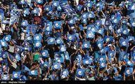 اعتراض باشگاه استقلال به محرومیت تماشاگران