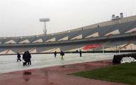 تصاویر: وضعیت ورزشگاه آزادی پیش از بازی پرسپولیس