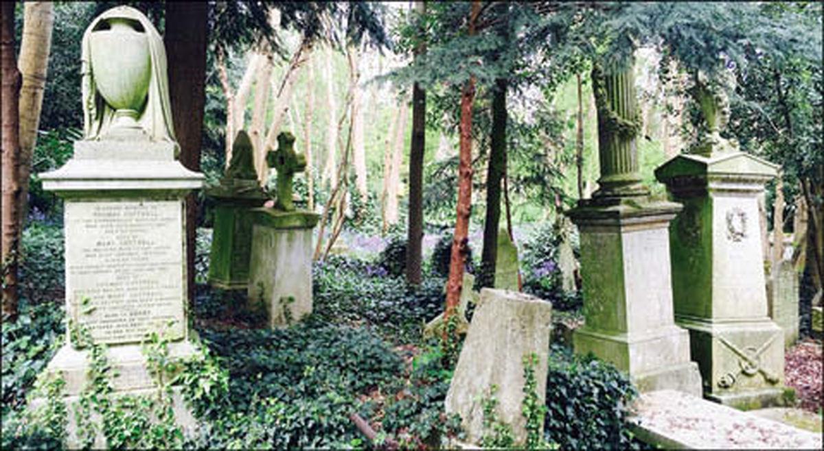 هزینه قبر در لاکچریترین باغ قبرستان لواسان؟ +تصاویر