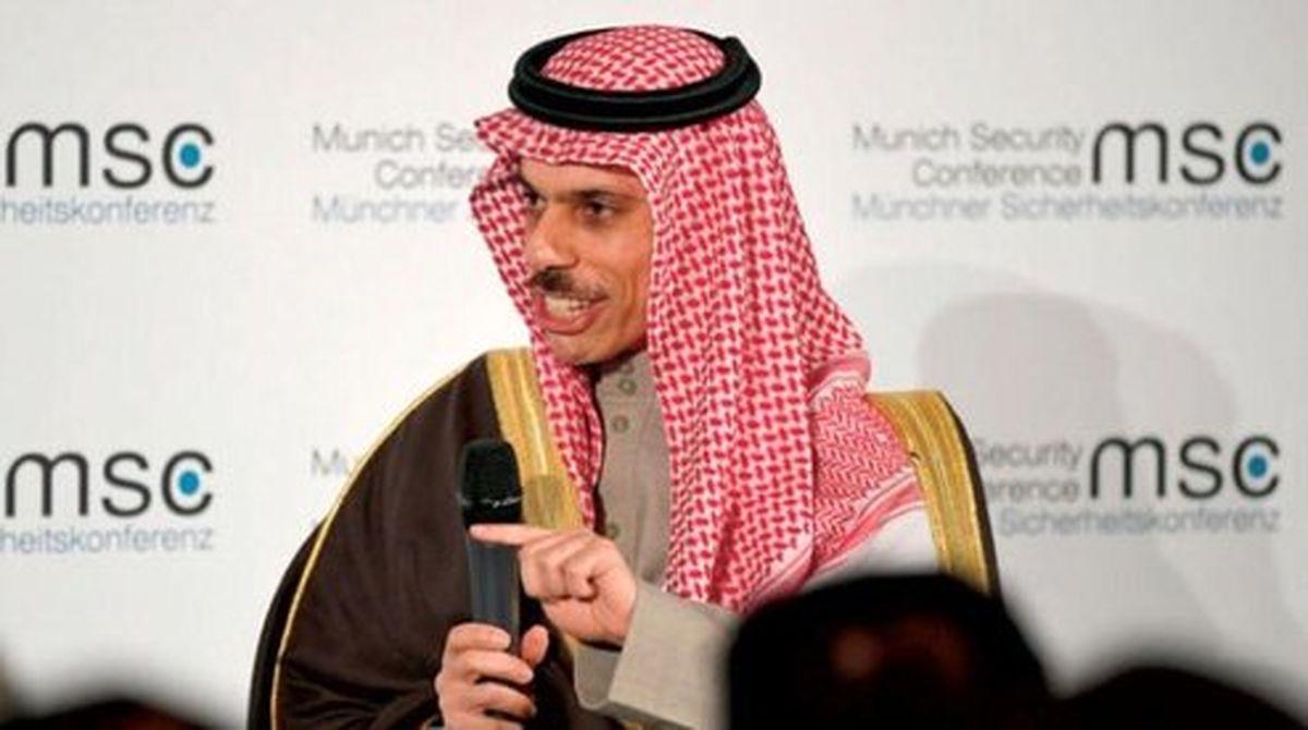 ادعای عجیب وزیر خارجه عربستان