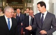 در دیدار بشار اسد با نماینده ولادیمیر پوتین چه گذشت؟