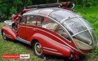 عکس: ماشین آتشنشانی لوکس ۸۰ سال پیش در آلمان