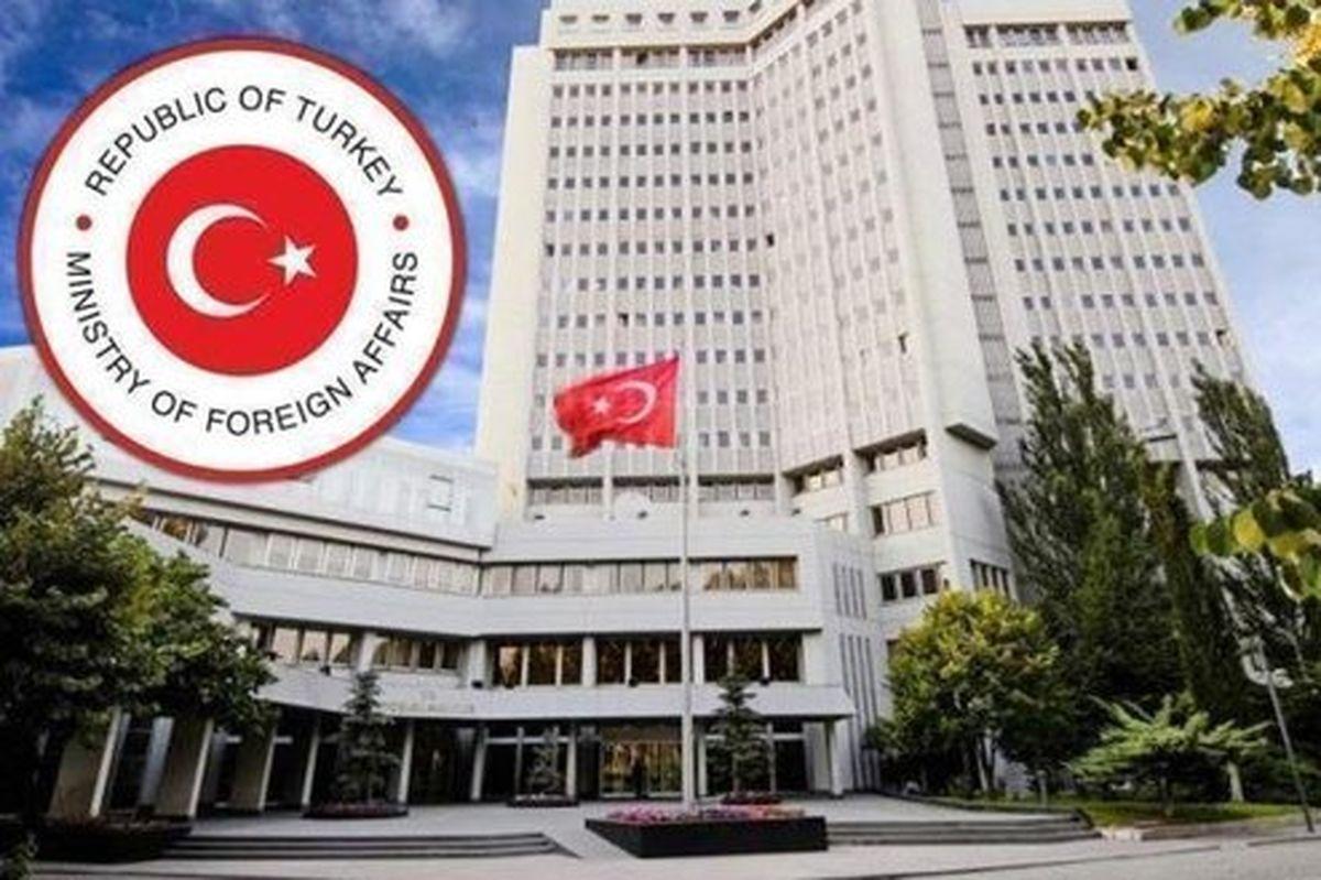 واکنش ترکیه به وعدههای انتخاباتی نتانیاهو