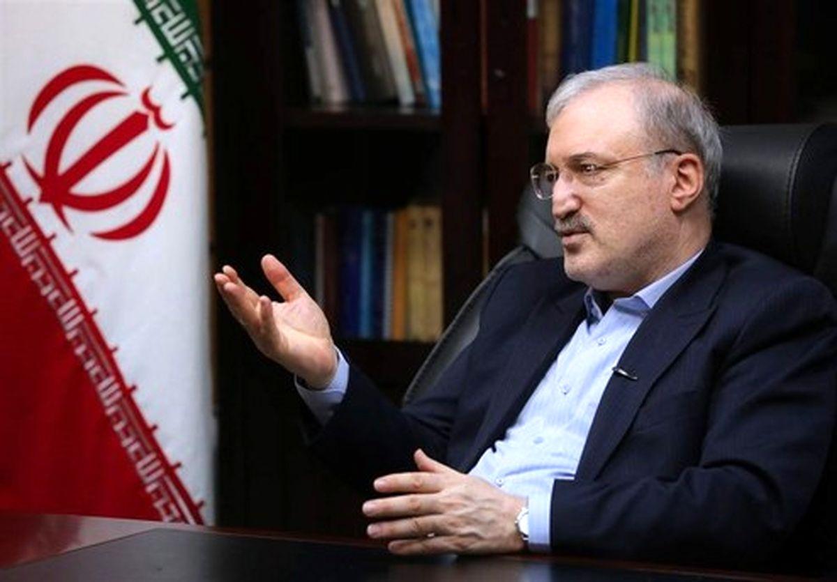 وزیر بهداشت در گفتگوی تلفنی با همتای آذربایجانی چه گفت؟