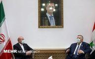 قالیباف با رئیس مجلس سوریه دیدار کرد