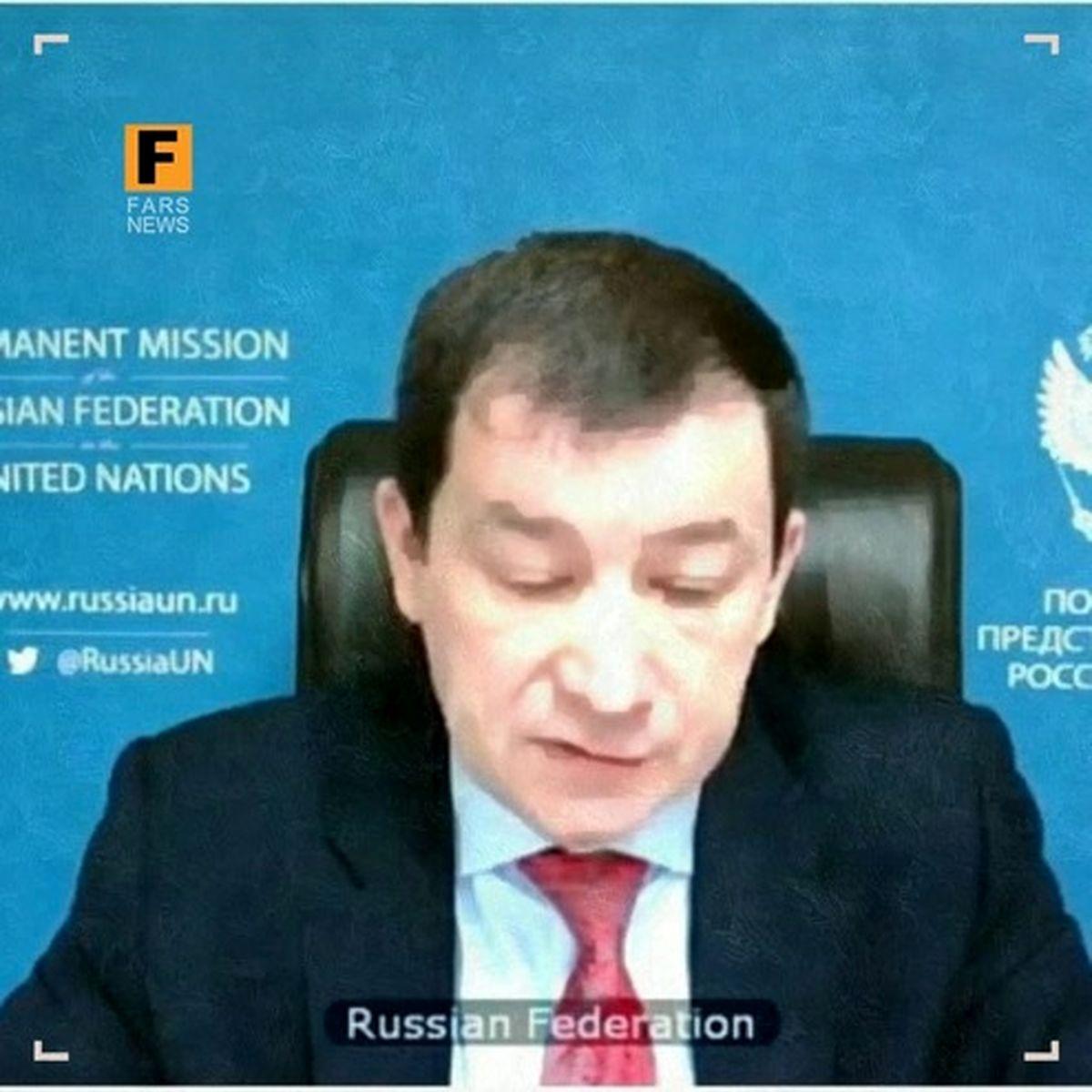 اعتراض روسیه به عدم محکومیت ترور شهید فخریزاده