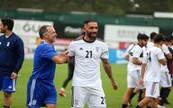 دژاگه غایب احتمالی تیم ملی مقابل مراکش