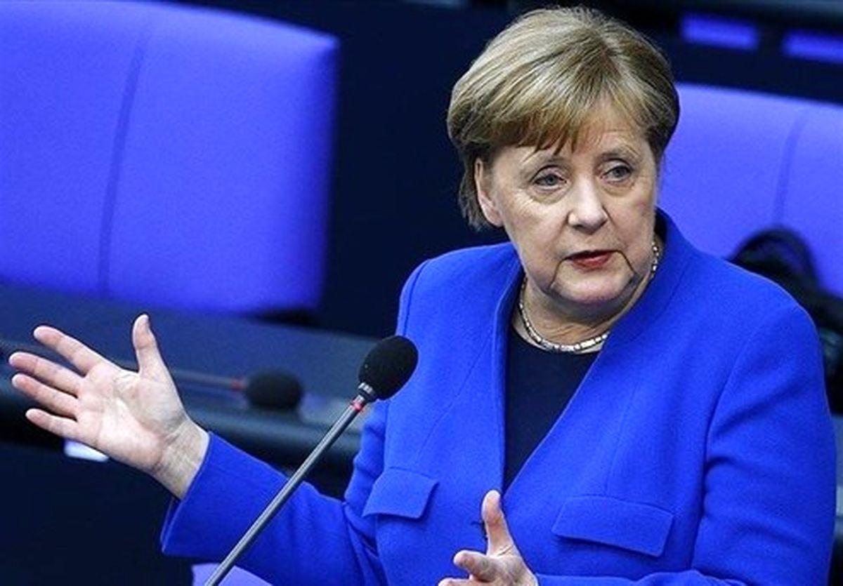 مرکل: اروپا به توافق تجاری با انگلیس به هر قیمتی نیاز ندارد