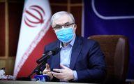 وزیر بهداشت: اجازه ندادیم صف مرغ برای دارو تشکیل شود