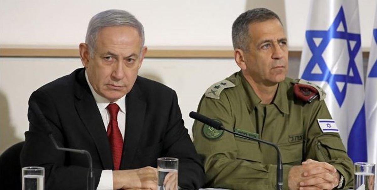 درز یک مسئله امنیتی نتانیاهو را به هم ریخت
