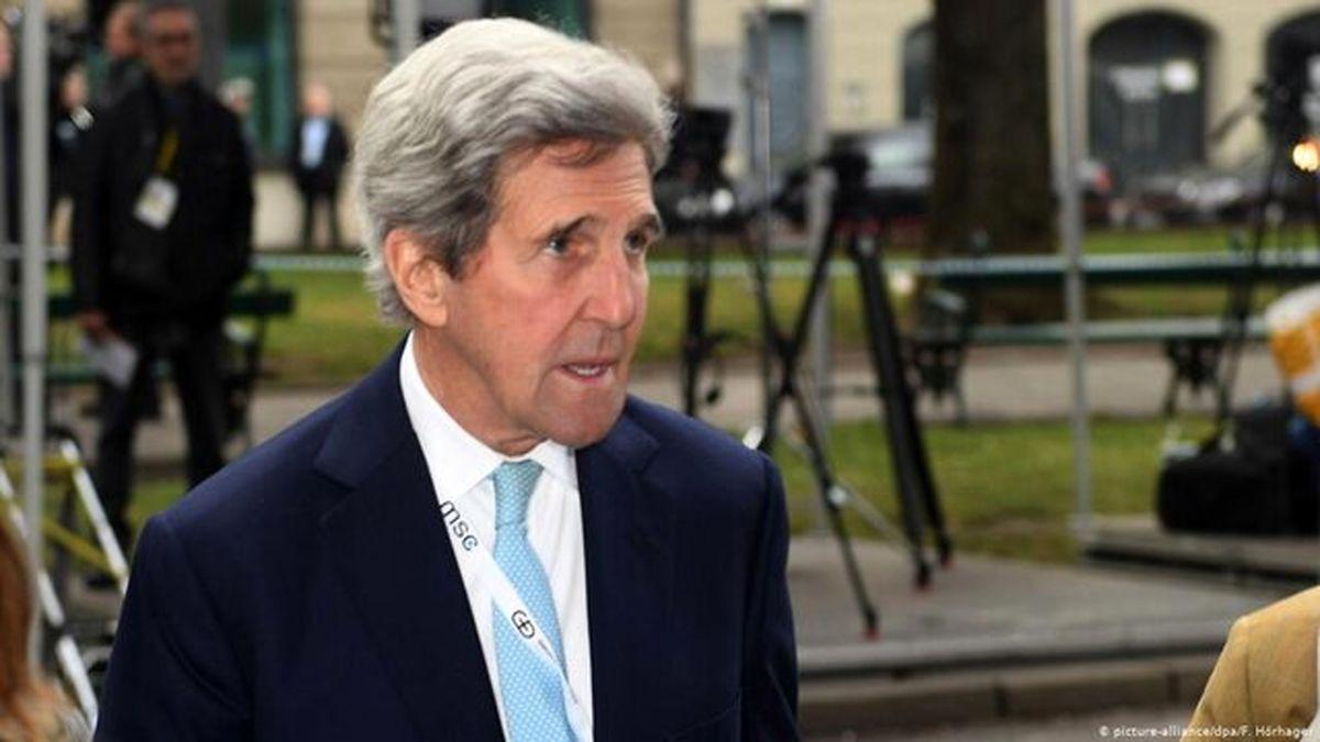 خبر جان کری از بازگشت رسمی آمریکا به یک توافق