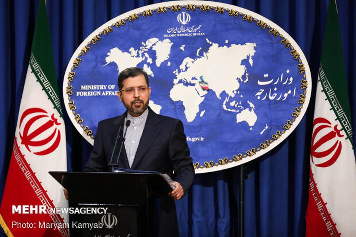 خطیب زاده : توافق بین ایران و آژانس در چارچوب مصوبه مجلس است