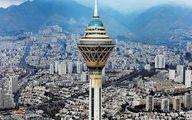 کیفیت هوای تهران در روز 13 فروردین