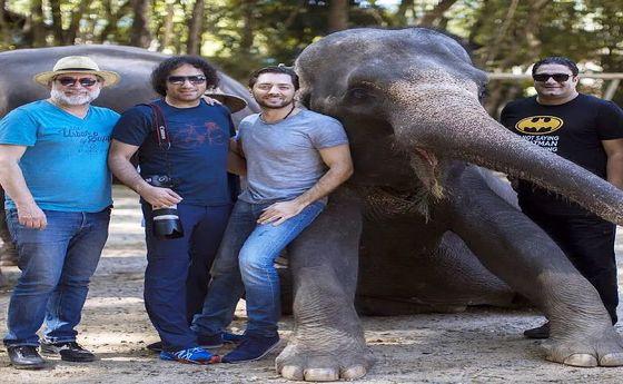 حیوان آزاری شوکه کننده بهرام رادان +عکس
