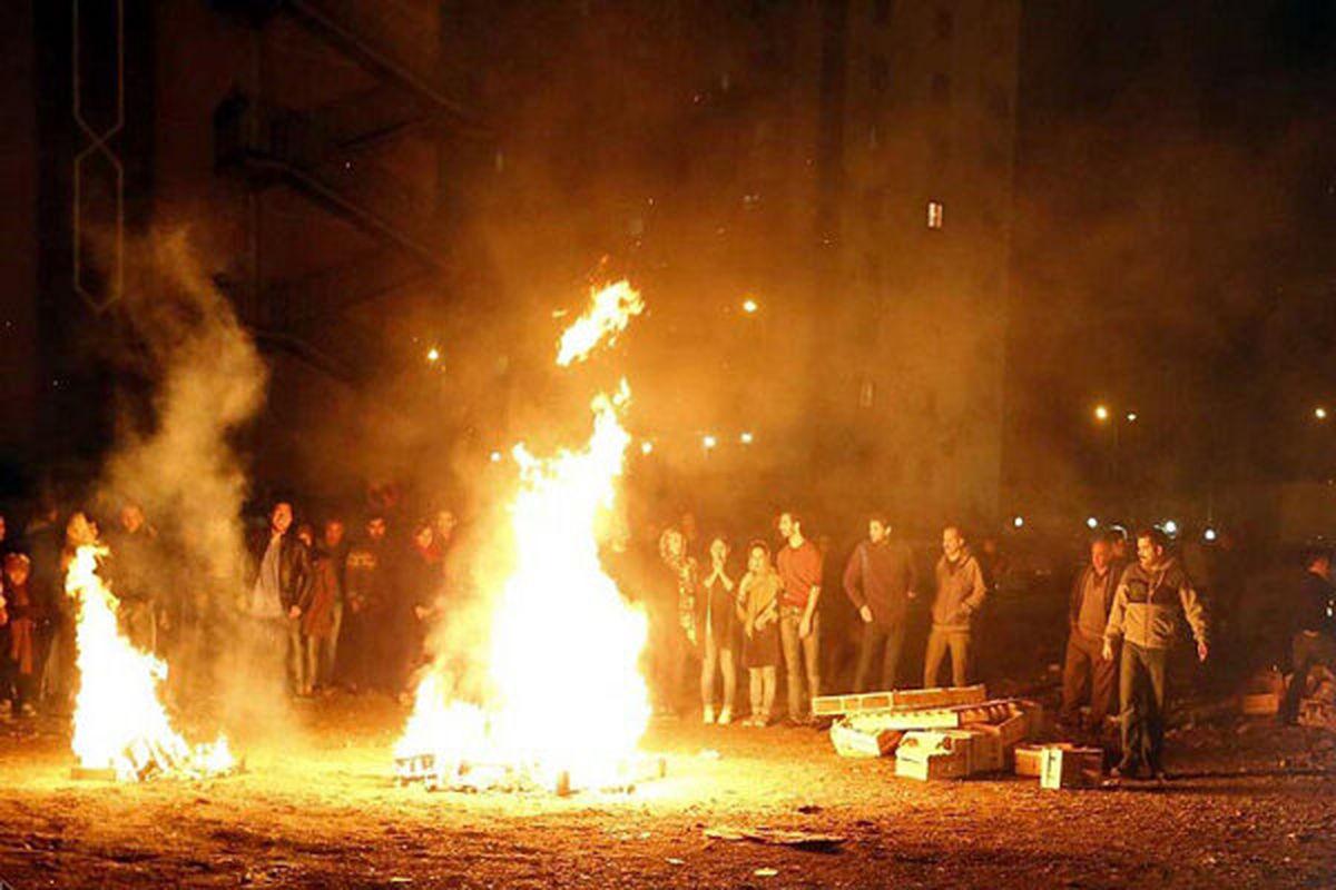 تمهیدات آتش نشانی برای چهارشنبه سوری
