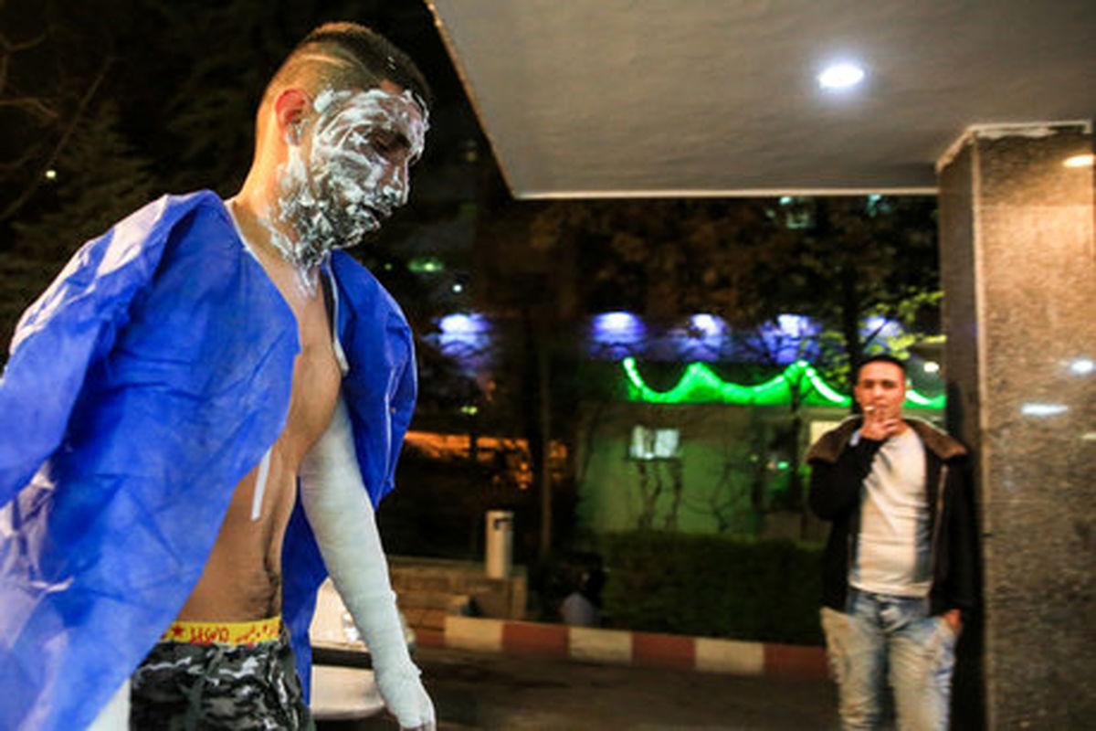 ساعت ۱۹؛ آمار مصدومان چهارشنبه سوری تهران