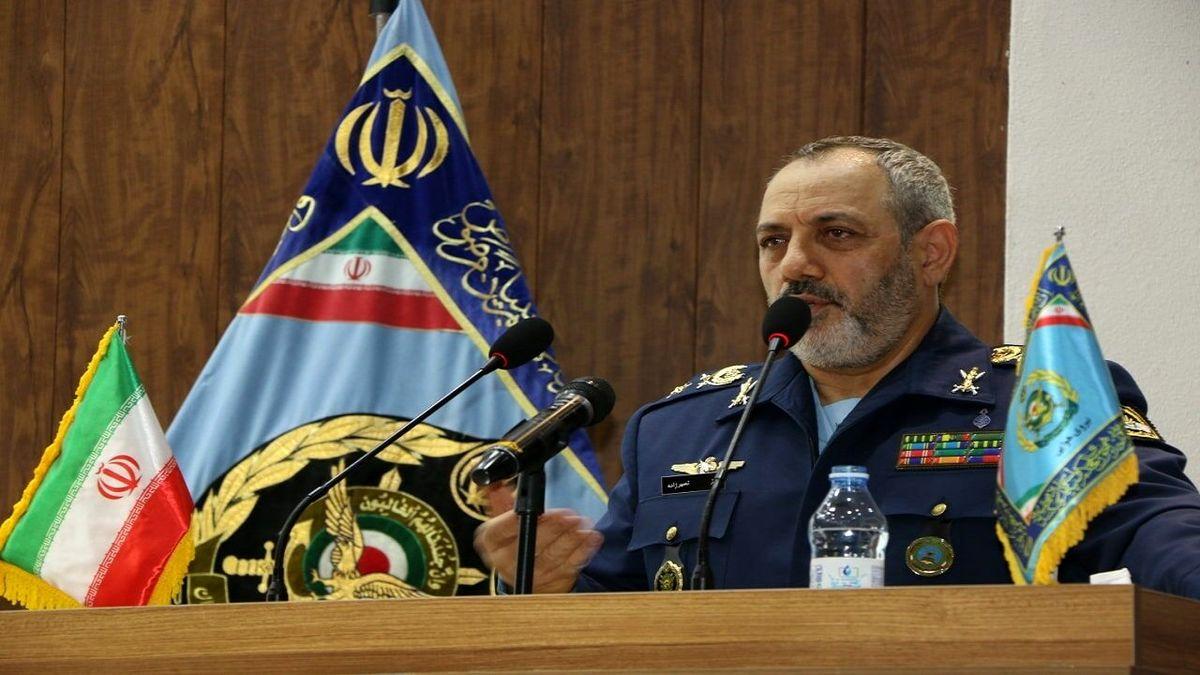 امیر نصیرزاده:قدرت هوایی ایران در منطقه اثبات شده است