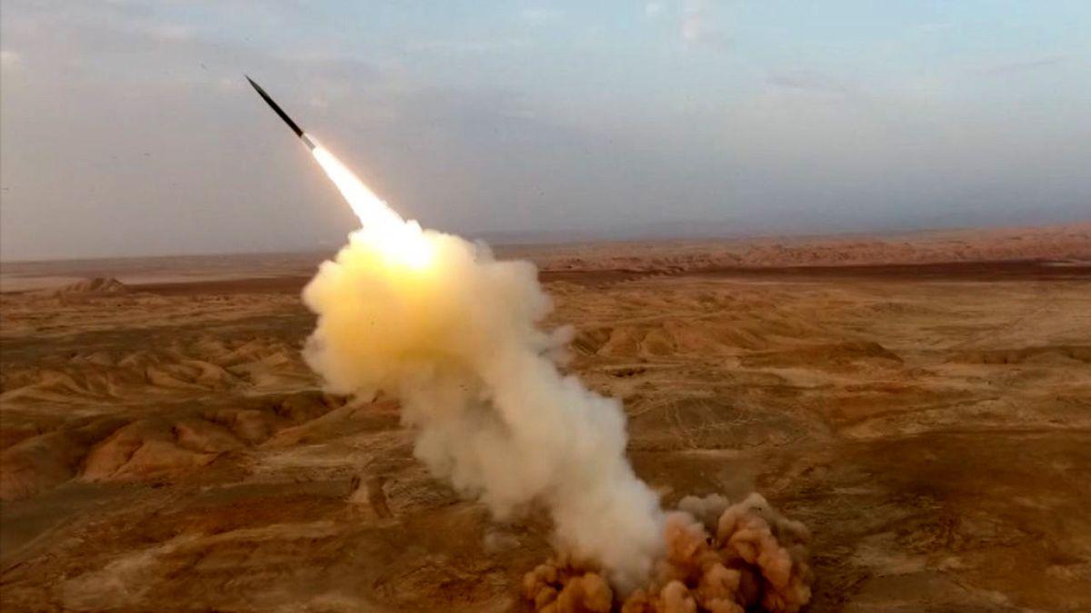 شیطنت موشکی انگلیسیها هنگام مذاکره ایران و عربستان+ عکس