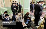 تصاویر: حواشی حضور هیات کره جنوبی در تهران