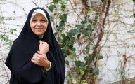 فائزه هاشمی: به همتی رأی ندادم /از این بی اخلاقی شوکه شدم
