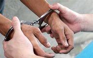 دستگیری یکی از ضاربان حادثه روستای «قرن آباد» گرگان