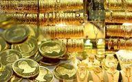 سکه و طلا اندکی گران شد