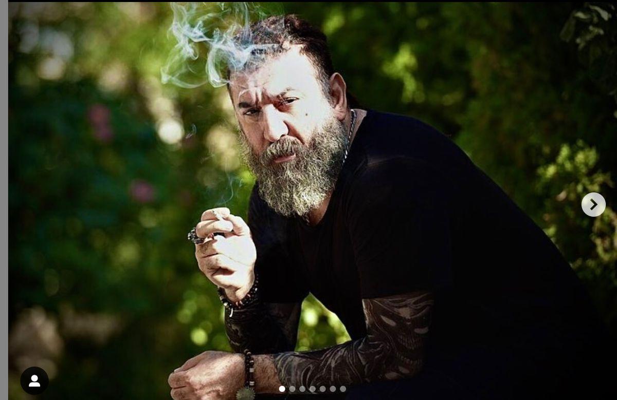 تصویر زیرخاکی از علی انصاریان جنجال به پا کرد