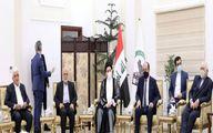 دیدار ظریف با شخصیتهای برجسته شیعه عراق