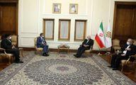 رایزنی نماینده ویژه نخستوزیر پاکستان با ظریف