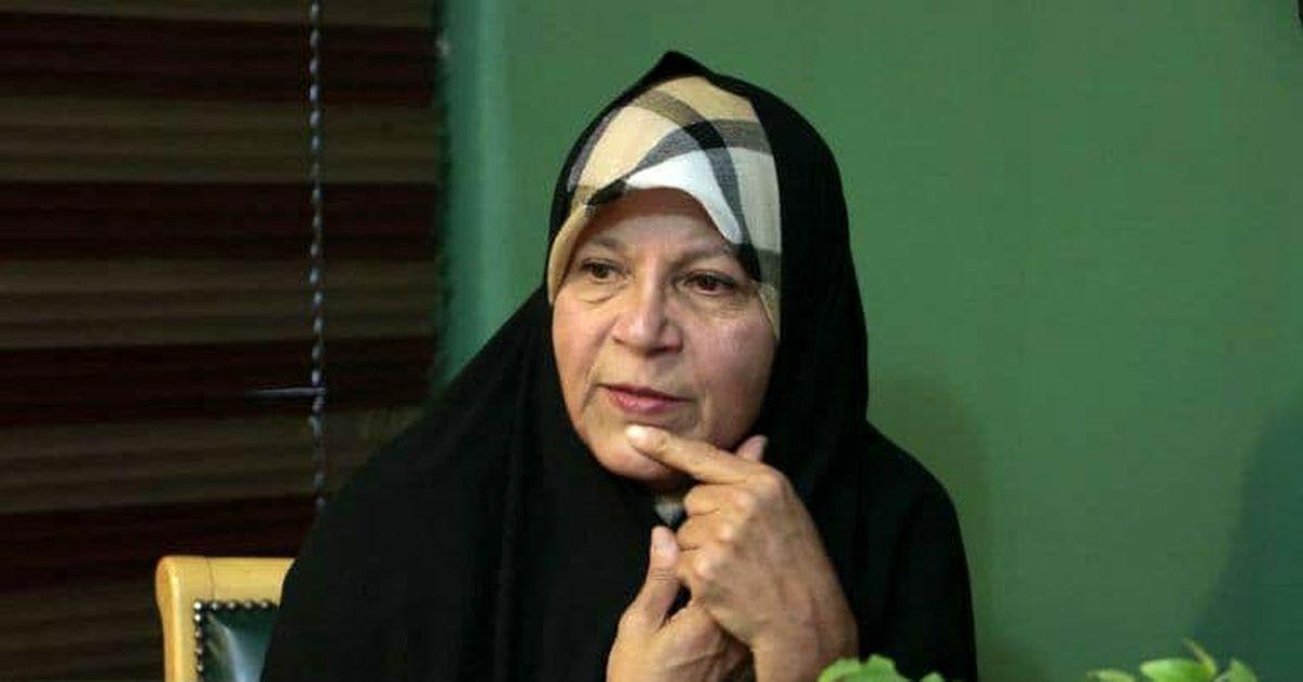 فائزه هاشمی: محسن هاشمی را قوی می دانم اما به او رای نمی دهم