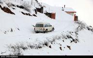 کاهش ۱۵ درجه ای دما با ورود سامانه بارشی جدید