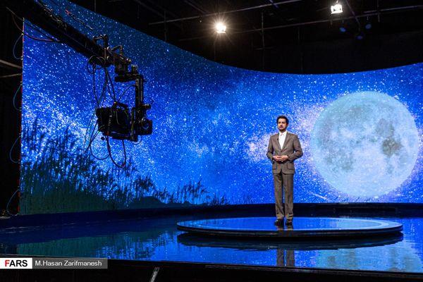 تصاویر: پشت صحنه «ماه من»