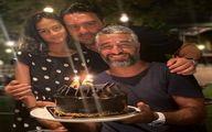 جشن تولد 45 سالگی پژمان جمشیدی +عکس