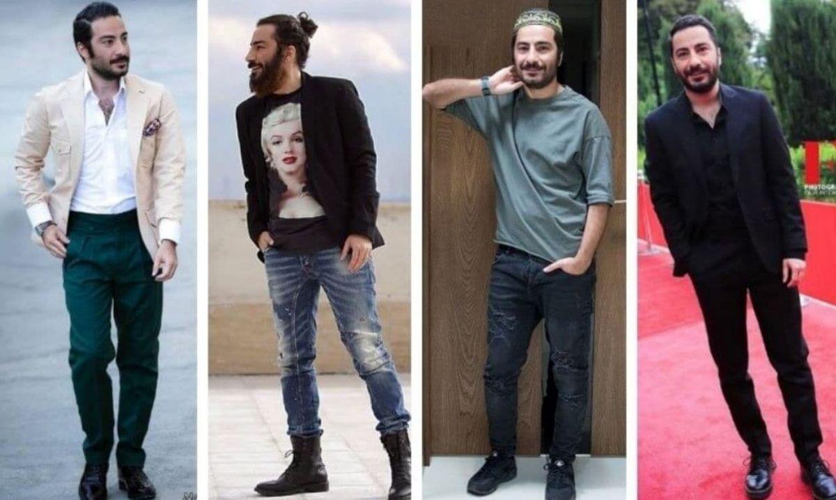 حاشیههای دوباره لباس عجیب نوید محمدزاده +عکس