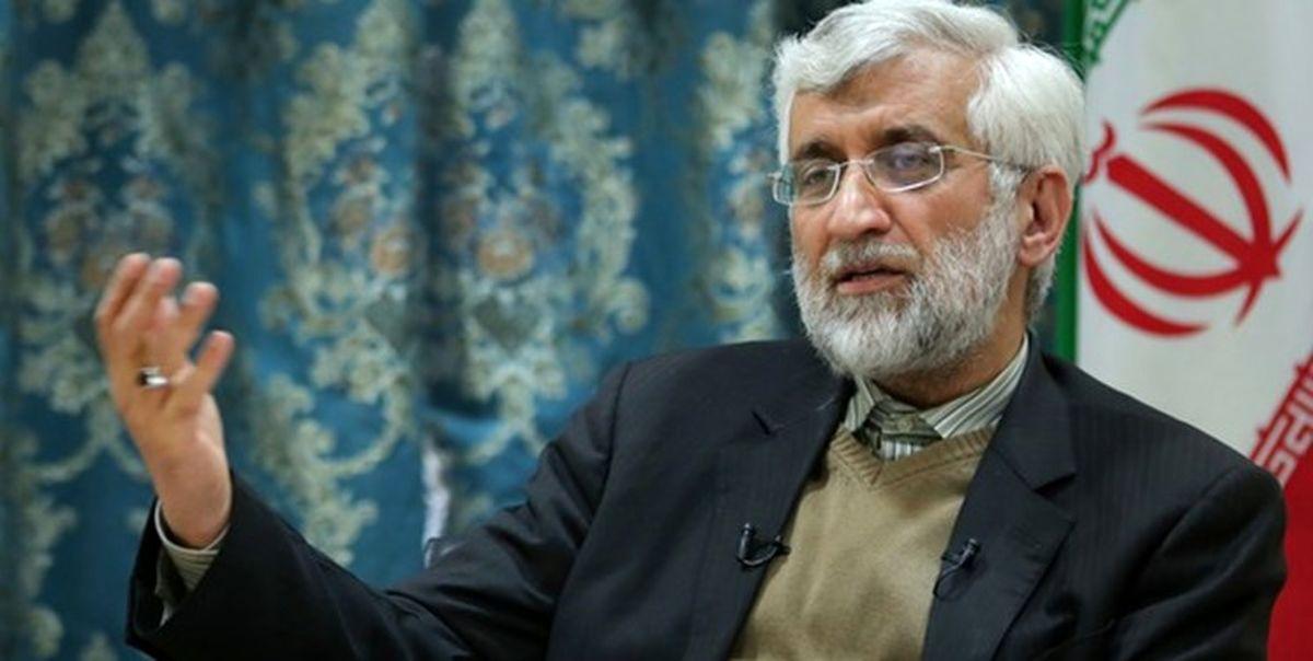 جلیلی: رئیسجمهور یک فرد نیست