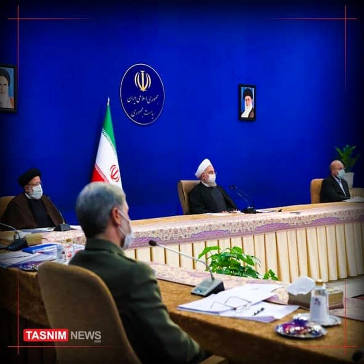 روحانی: ایران به مولفه قدرت نظامی نگاه توسعه طلبانه ندارد