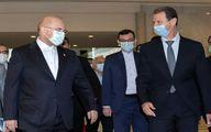 در جلسه خصوصی قالیباف و بشار اسد چه گذشت؟